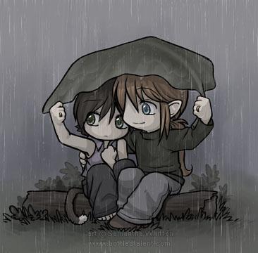 چتر باران عشق دونفره عشق من
